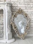 Винтажное зеркало, фото №2