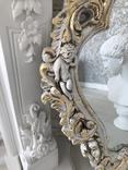 Винтажное зеркало, фото №6