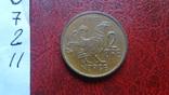 2  эре  1970  Норвегия     ($7.2.11)~, фото №4
