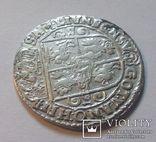Польша. Коронный Орт Сигизмунда III. 1622 год. Быгдощ. PRM., фото №9