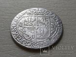 Польша. Коронный Орт 1623 год. Быгдощ. PRV:M, фото №7
