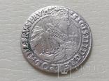 Коронный Орт 1623 год. Быгдощ. PRVM Узоры на реверсе., фото №12