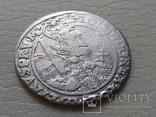 Коронный Орт 1622 год. Быгдощ. Над короной 2 точки и Х., фото №4