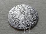 Коронный Орт 1622 год. Быгдощ. Над короной 2 точки и Х., фото №10