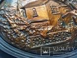 Настенный медальон Домик Чехова, фото №3