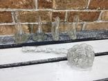 Стекляные Лебеди - 4 шт + Роза, фото №2