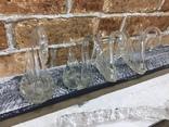Стекляные Лебеди - 4 шт + Роза, фото №4