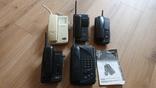 Радиотелефоны на детали 5 шт, фото №14