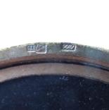 Брошь в викторианском стиле ЛЮ6 серебро 875 фото 5