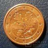 Германия 1 евро цент 2011 (F), фото №3