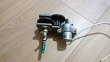 Электродвигатель ДПМ-25-Н1-07Т с клапаном, фото №2