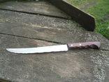 Винтажный нож для хлеба из США, фото №2