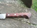 Винтажный нож для хлеба из США, фото №7