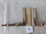 Старинные дверные ручки 9 METALOTECHNIKA LWOW - арт-деко, фото №5