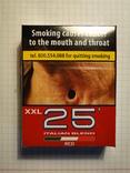 Сигареты XXL 25 RED