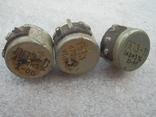 Резистор переменный ПП3-11 (3 шт), фото №7
