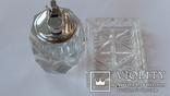 Коллекционная японская стеклянная зажигалка + пепельница, фото №2