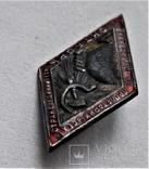 Знак 7 лет Октября СССР, копия, 1924г, №014 (2), фото №12