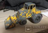 MATCHBOX-LESNEY King Size Weatherill Hydraulic Shovel, No 1, фото №2