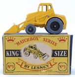 MATCHBOX-LESNEY King Size Weatherill Hydraulic Shovel, No 1, фото №6