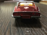 Corgi Toys Chevrolet Corvette Sting Ray Coupe, фото №4