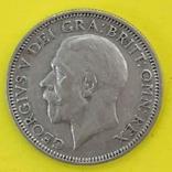 1 Шилінг 1936р. Срібло., фото №2