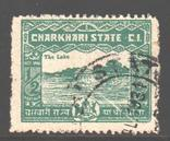 Брит. Индия. Чаркхари. 1931. Архитектура, 1/2 а., гаш., фото №2