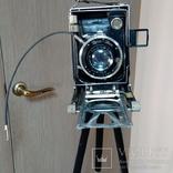 """Фотоаппарат """"Zeiss Ikon"""" со штативом, фото №2"""