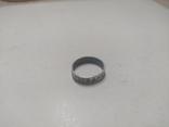 Кольцо серебряное старое., фото №4