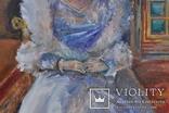 Королева во дворце. 80Х100см., фото №5