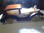 Автомобіль   деревяний, фото №2