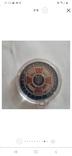 Продам жетон Топаза-2014г-памяти небесной сотни-памятная медаль,в капсуле, фото №3