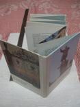 Ленинград, набор открыток, книжка-гармощка, 60-е года, СССР, фото №3