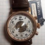 Часы хронограф Buran, фото №2