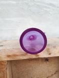Статуетка птицы Фиолетового цвета, фото №5