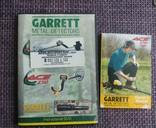 Инструкция и диск для Garrett ace 250, 150