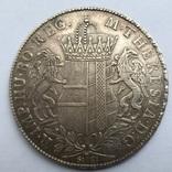 Талер  1767 года Австрия Бургау -Мария Терезия, фото №3