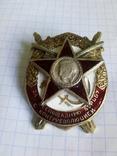 Знак за борьбу  с контрреволюцией  копия, фото №2