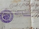 Свидетельство о болезни РИА 1917, фото №8