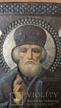 Св Николая Чудотворца 14 на 18см, фото №4