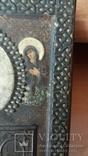 Св Николая Чудотворца 14 на 18см, фото №6