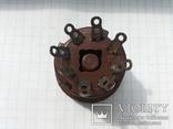 Переключатель напряжения 115V-127V-220V эбонит 1 шт, фото №3