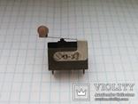 Переключатель микро 5A 250 Vac Pm2-111 ножки серебро 13 шт, фото №4