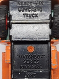 Matchbox Ready Mix Concrete Truck Made in England (cc), фото №9