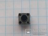 Кнопка тактовая 6х6х9 DIP 4 pin 200 шт, фото №4