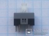 Кнопка микро PS-42E85L-02 12pin с фикс для пультов Yamaha 13 шт, фото №4