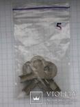 Наконечник кольцевой луженый обжимной разный 85 шт, фото №9
