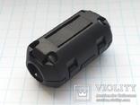 Ферритовый фильтр на кабель 7 мм ZCAT 30х16,6 мм 11 шт, фото №2