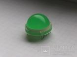 Светодиод 20 мм DLA-6SGD Kingbright 12 pin зеленый 1 шт, фото №2