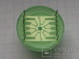 Светодиод 20 мм DLA-6SGD Kingbright 12 pin зеленый 1 шт, фото №4